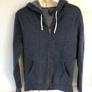 Boys J Crew hooded sweatshirt